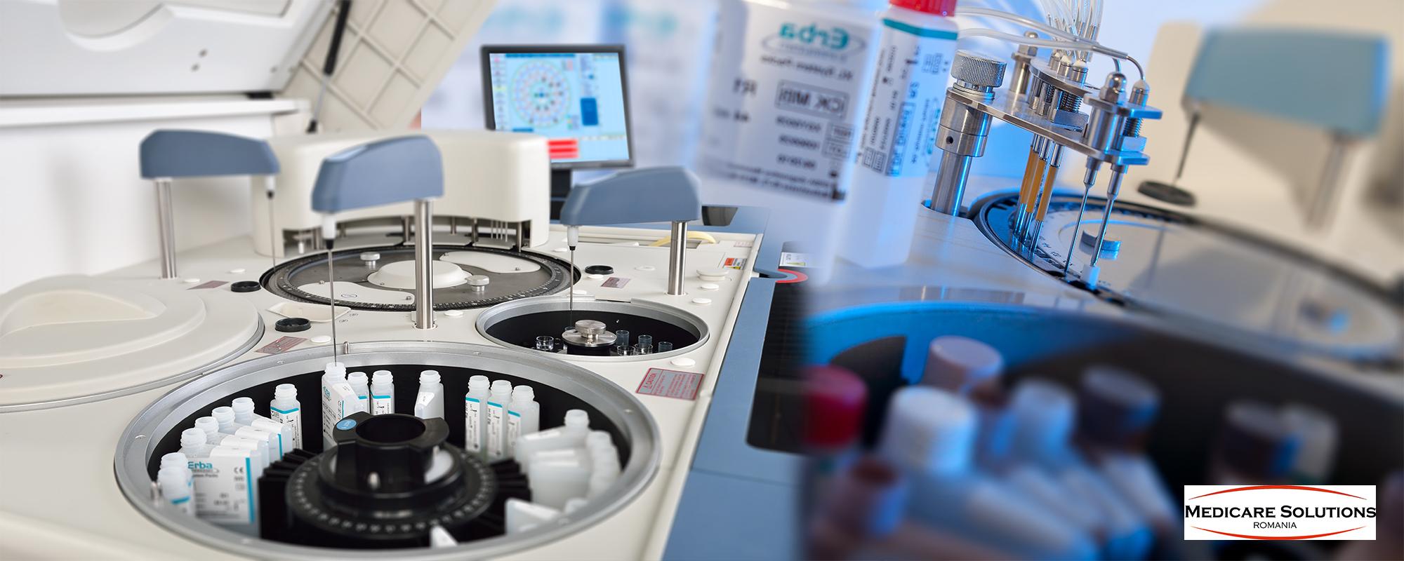 Analizoarele de biochimie